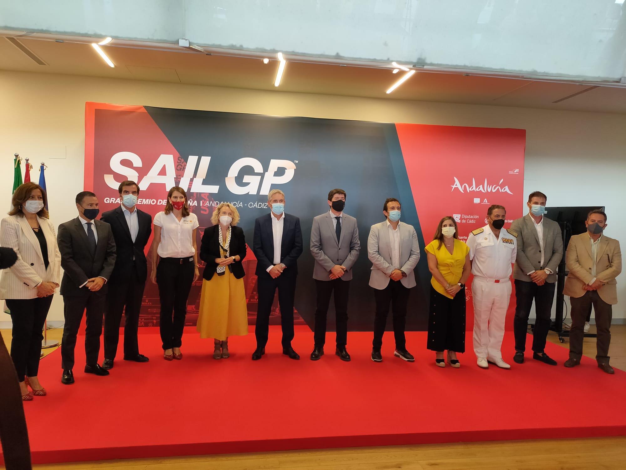 Gran Premio De España-Andalucía De Sail GP