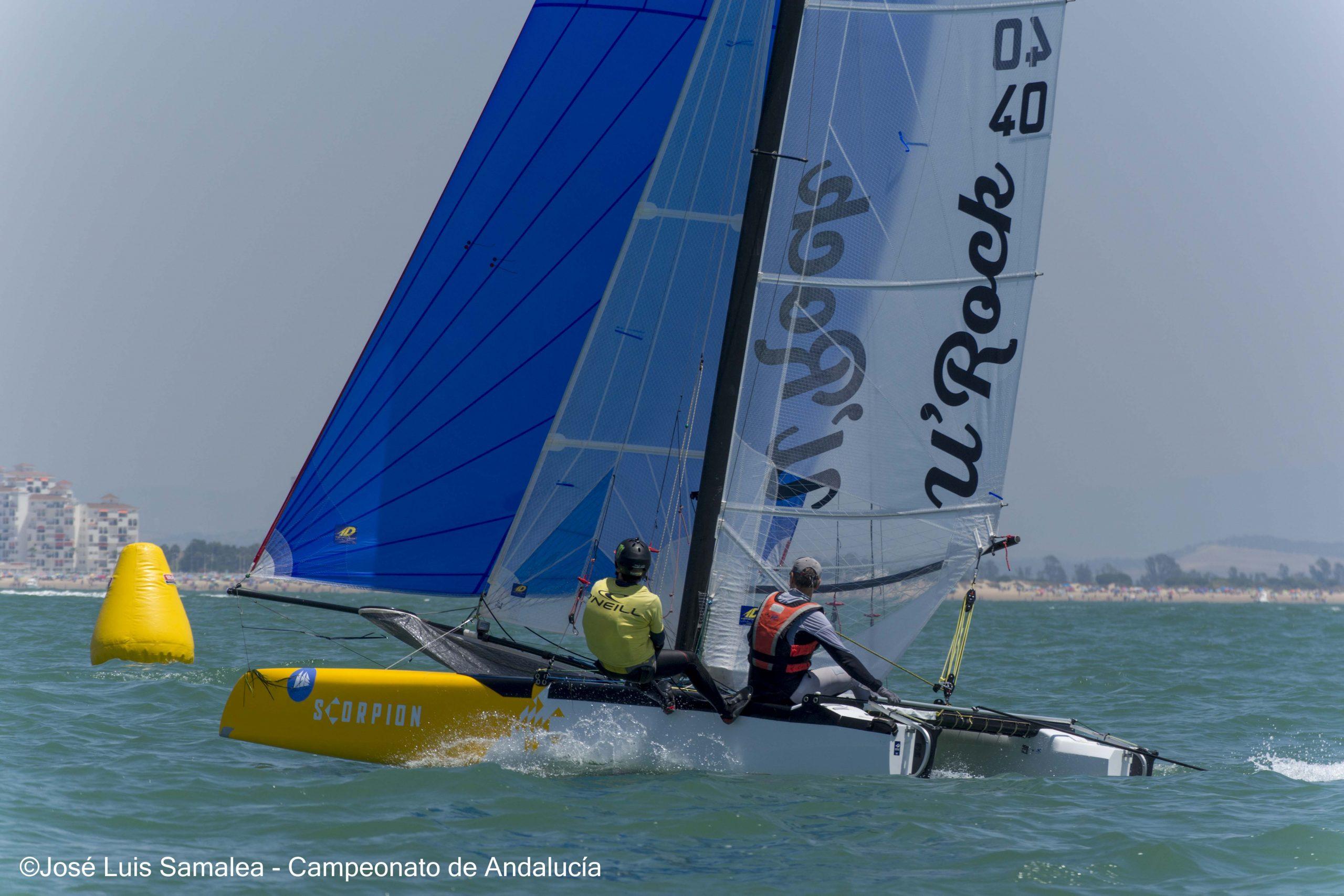 Campeonato De Andalucía De Catamarán