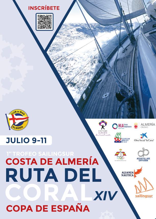 XIV Regata Ruta Del Coral Costa De Almería