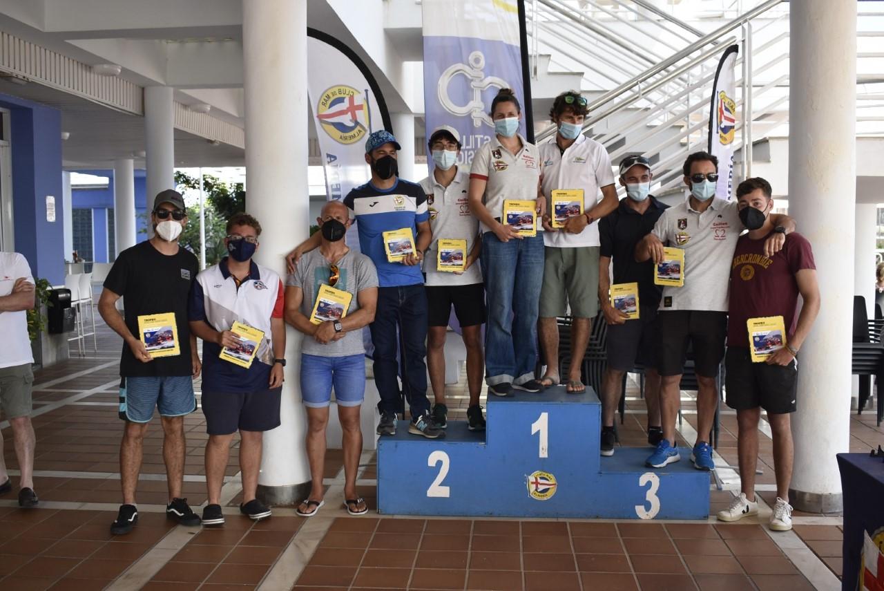 Trofeo Sol De Oro De Snipe