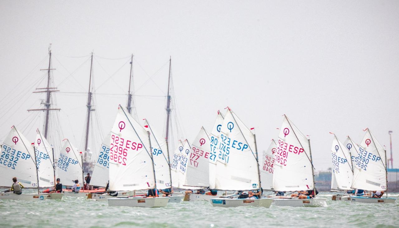 Campeonato Ibérico De Optimist, IX Trofeo De Verano Almirante Cervera, I Copa Desing3