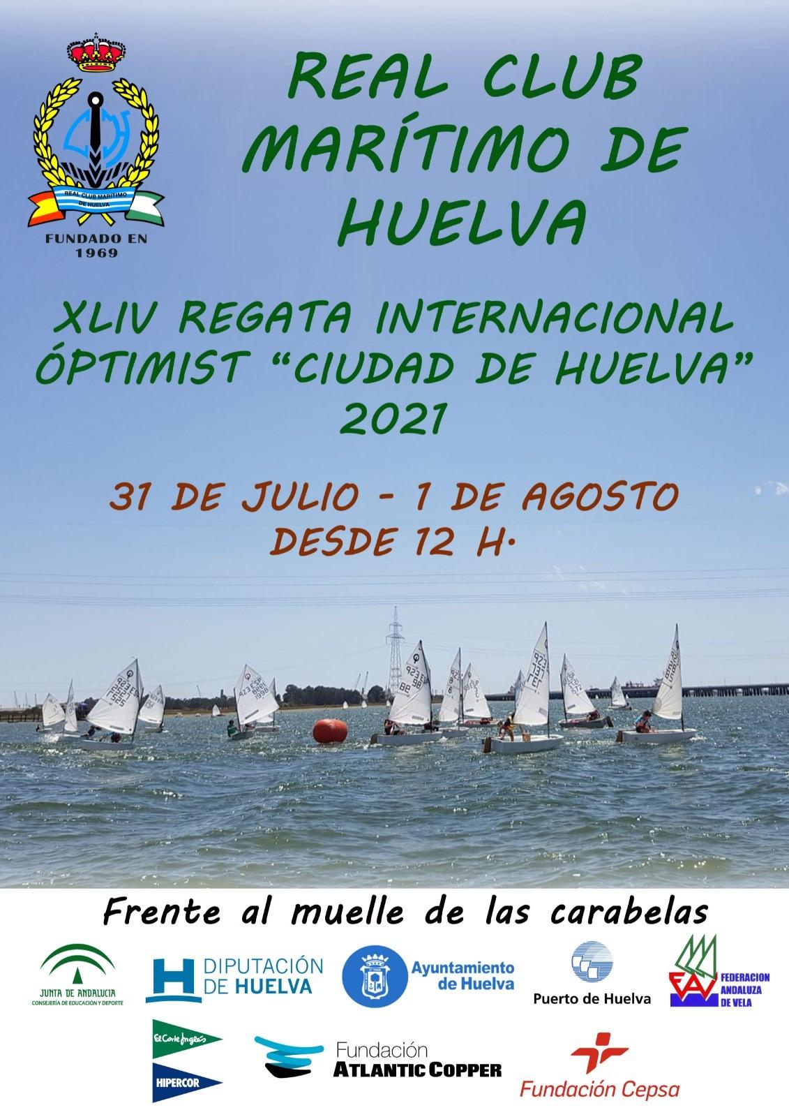 XLIV Regata Internacional 'Ciudad De Huelva'