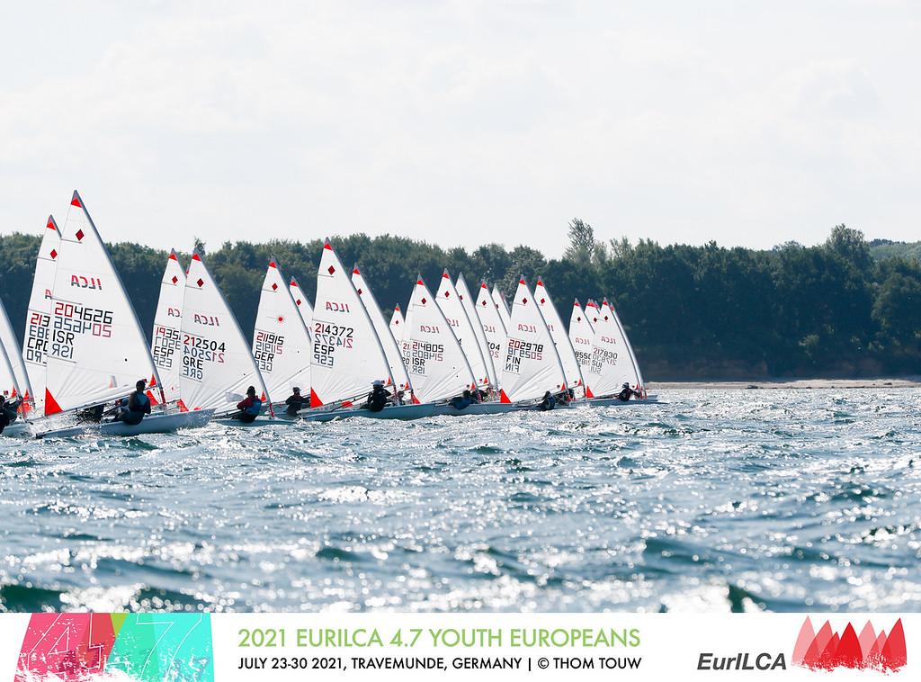 Campeonato De Europa De ILCA 4