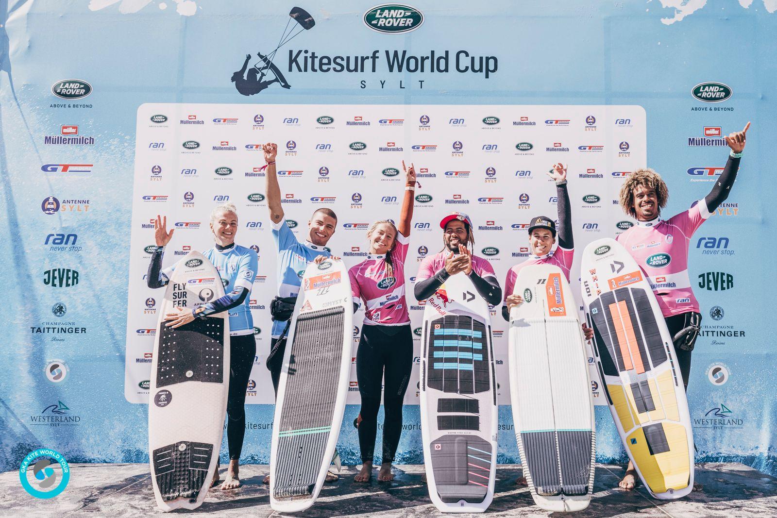 Copa Del Mundo De Kitesurf