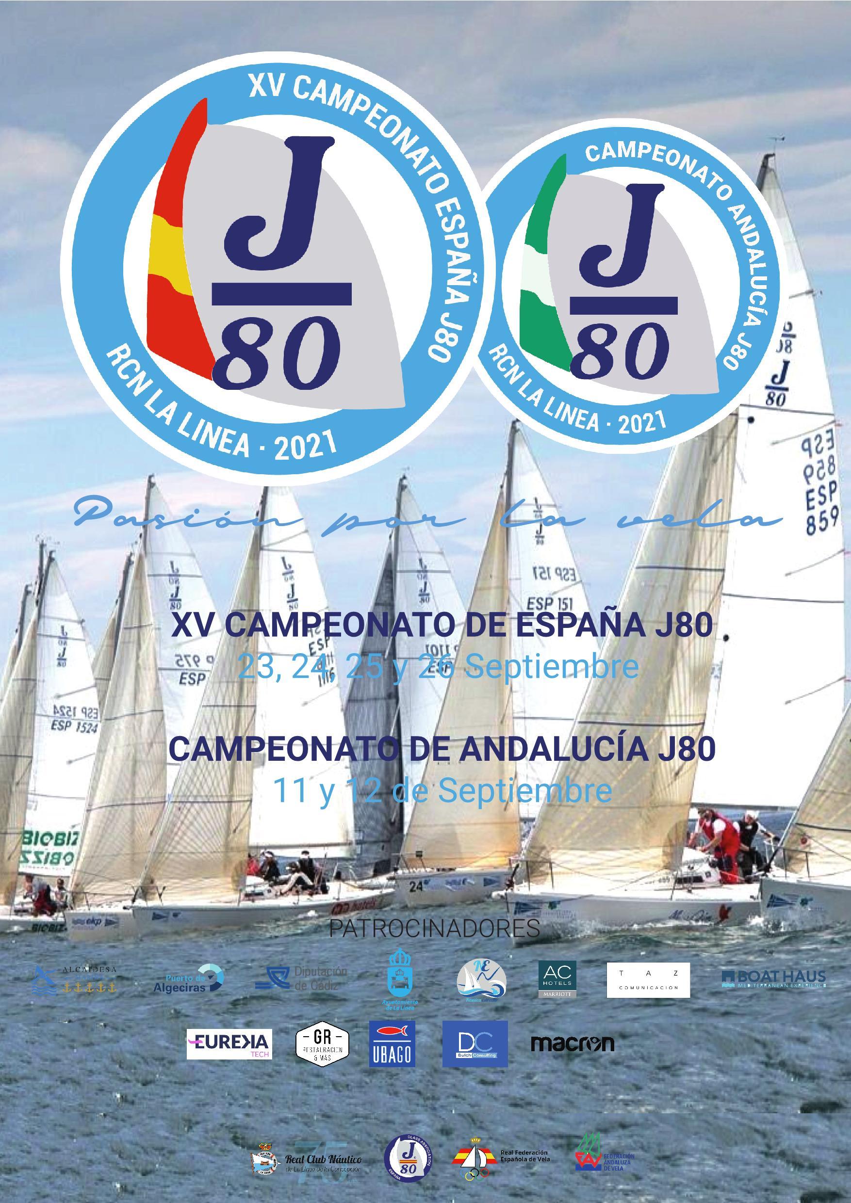 Campeonato De España De J/80