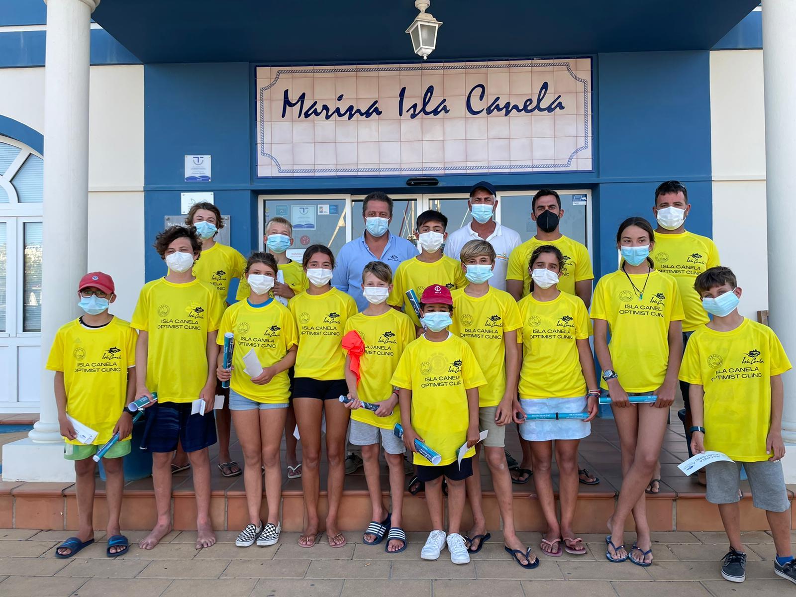 Isla Canela Optimist Clinic