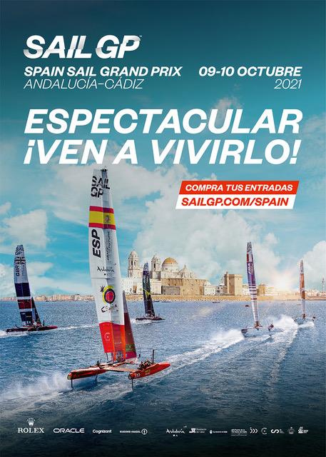Spain Sail Grand Prix / Andalucía / Cádiz