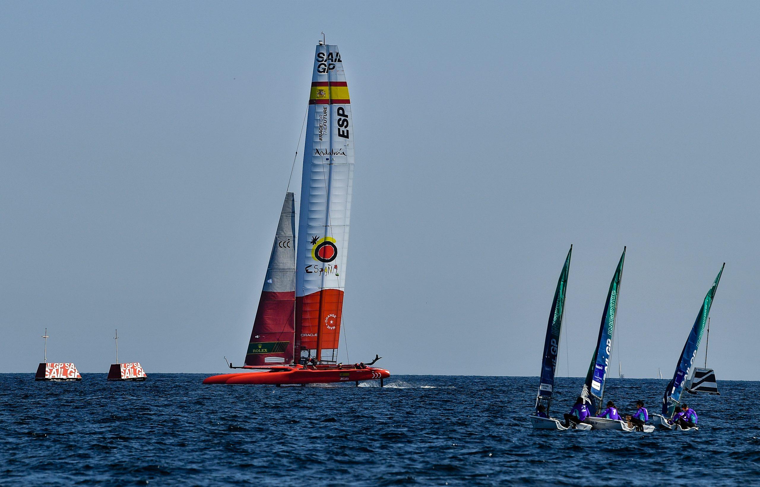Spain SailGP / Andalucía / Cádiz