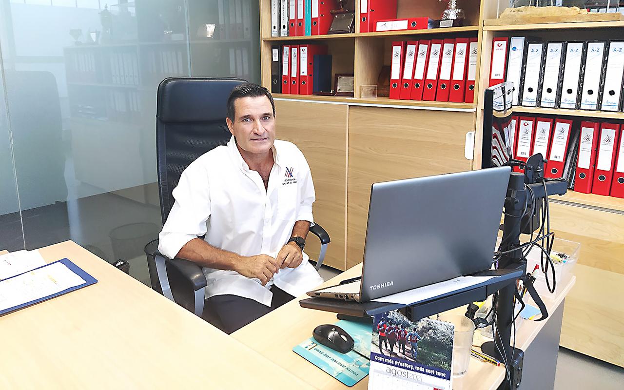 La RFEV Estrena Director Técnico