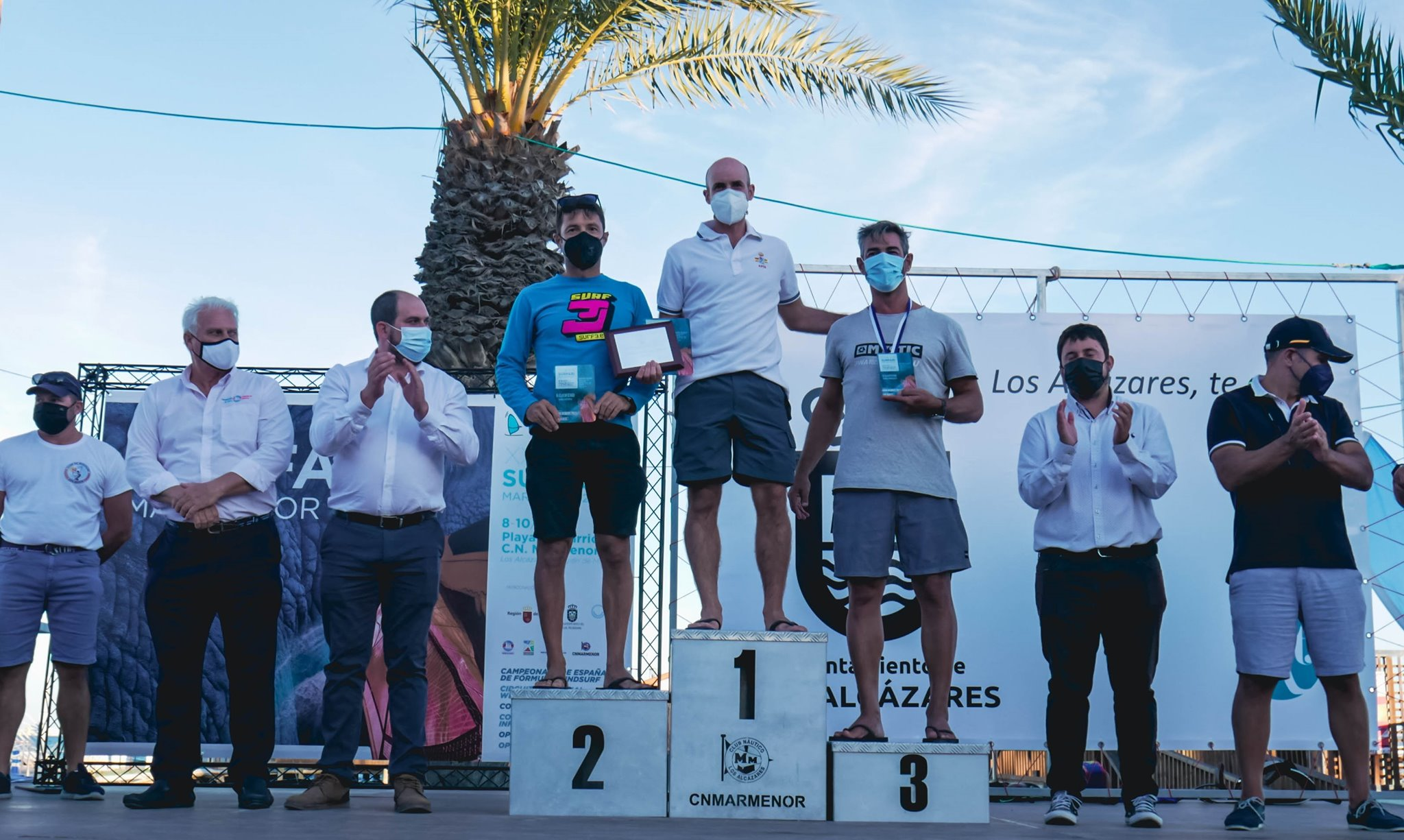 Campeonato De España De Fórmula Windsurf