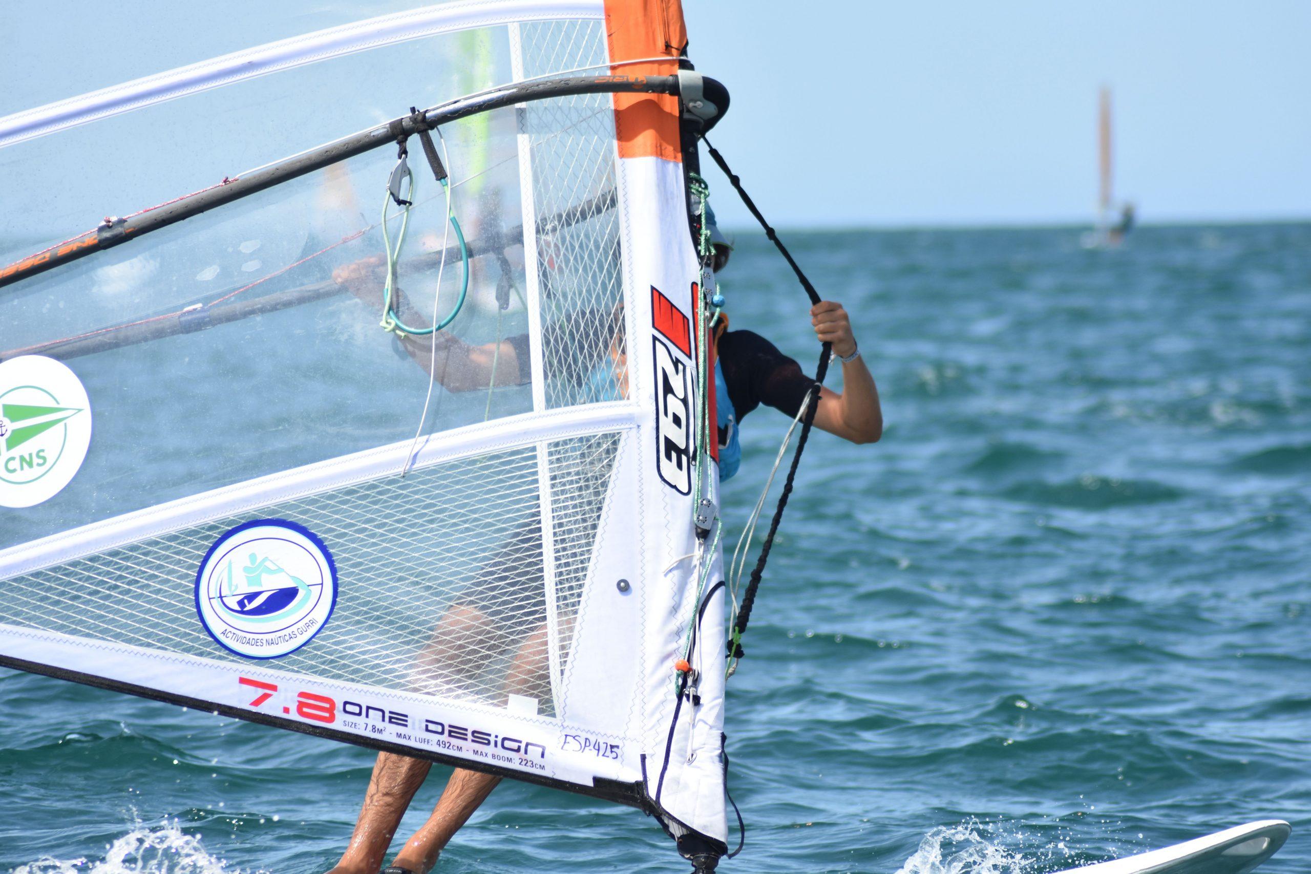 Copas De Andalucía De Snipe Y Windsurf